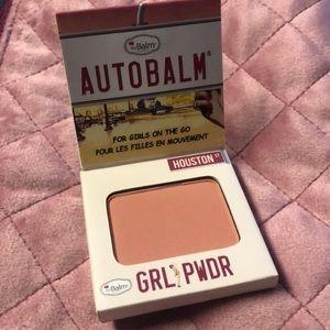 theBalm Autobalm Girl Powder Blush in Houston St
